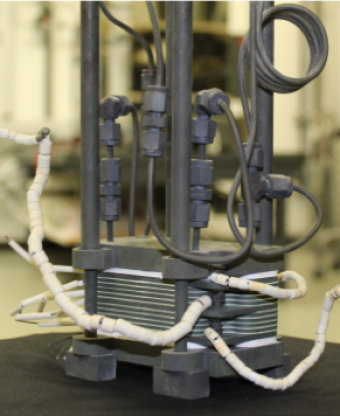 OxEon fuel cell stack