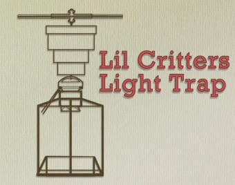 Rendering of Lil Critters Light Trap