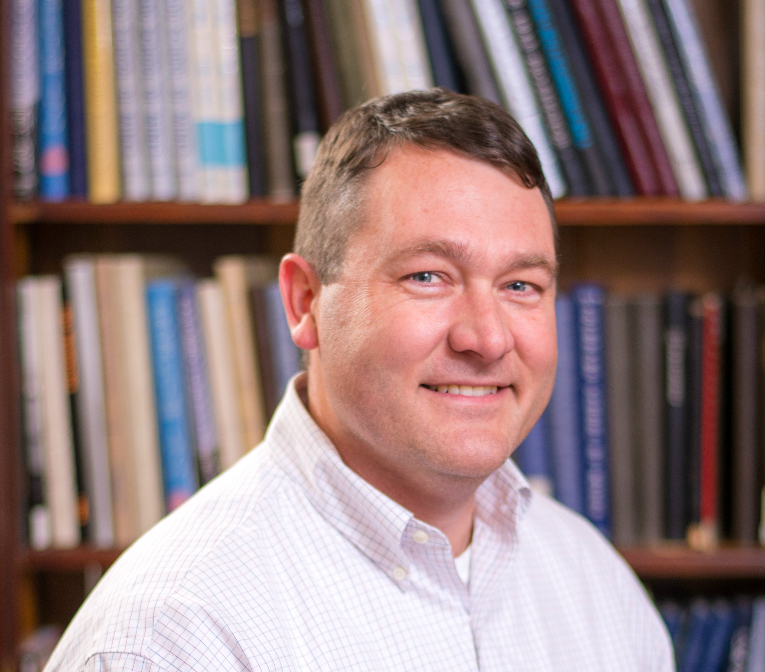 Mines Professor Geoff Brennecka