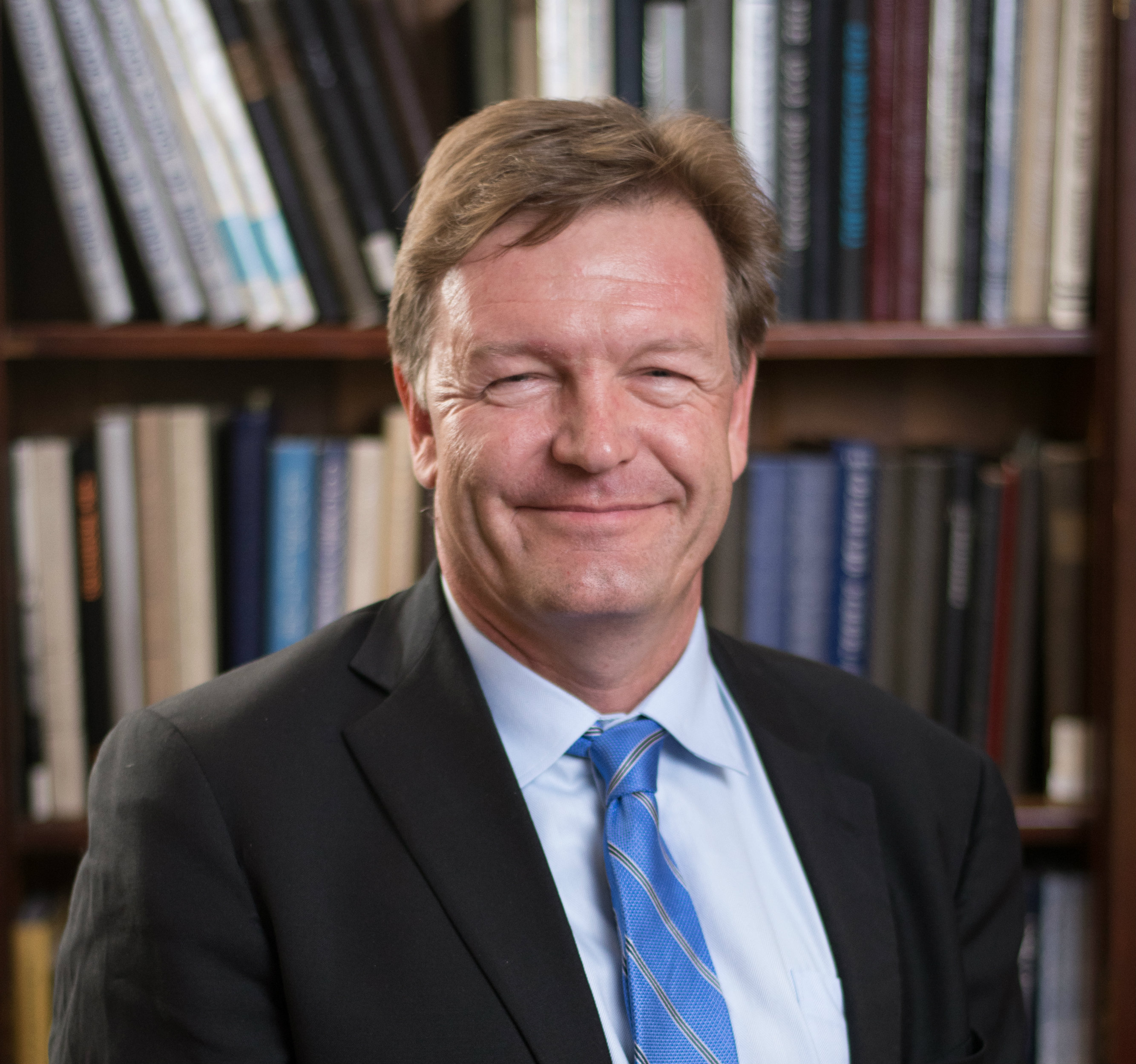 Colorado School of Mines professor Andrew Herring