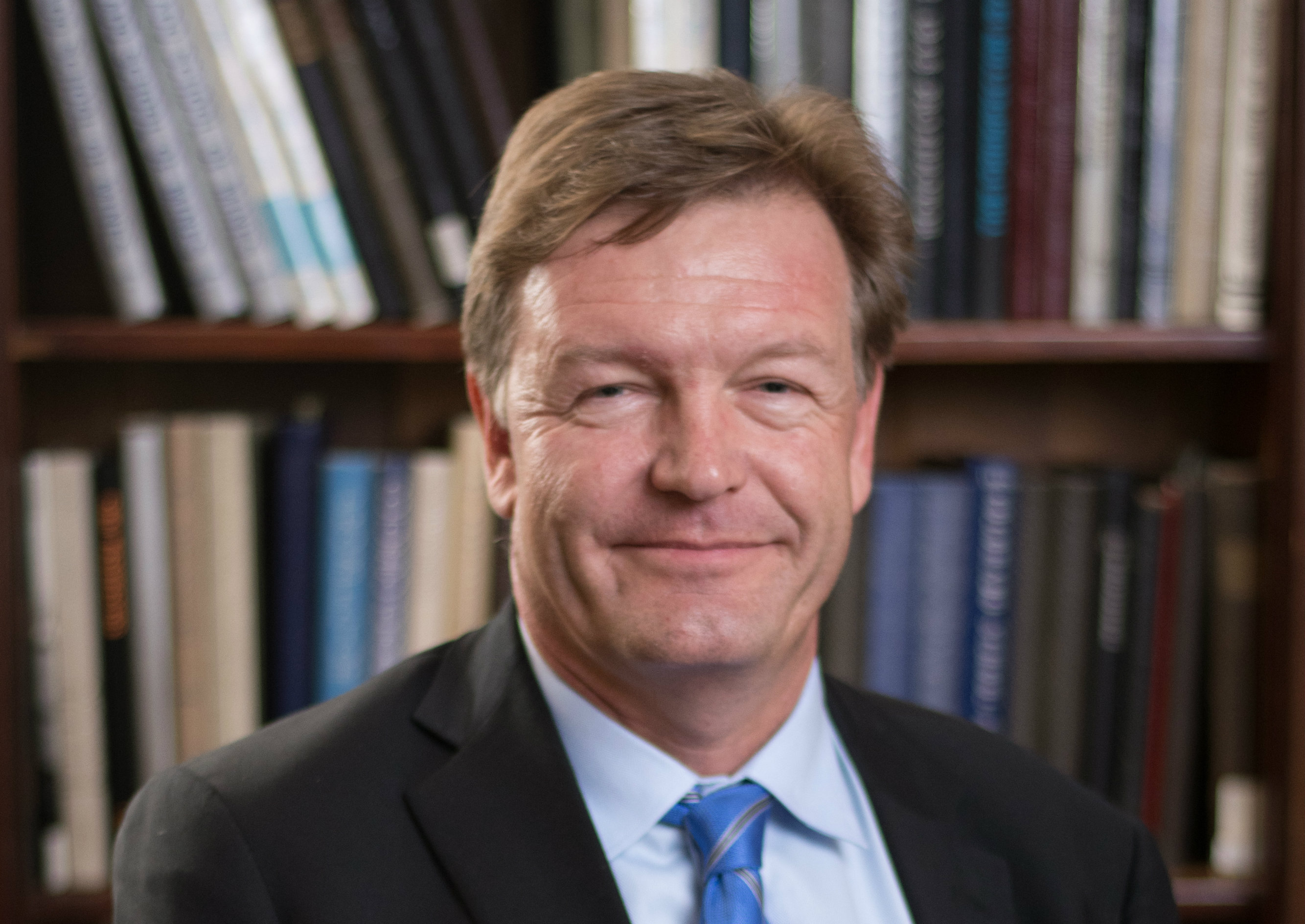 Mine Professor Andrew Herring