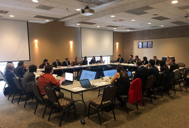 Payne Institute-KAPSARC roundtable
