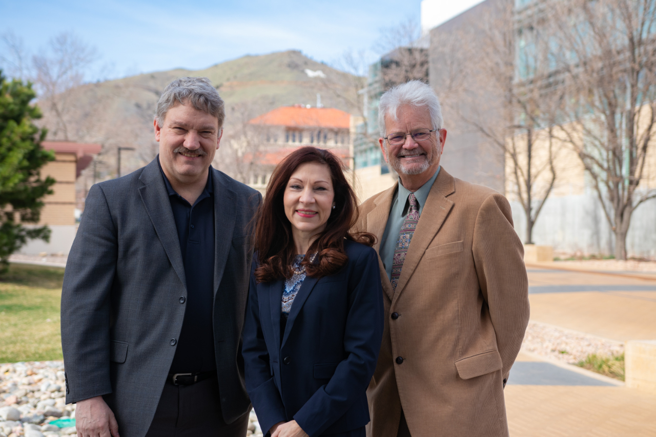 Will Fleckenstein, Linda Battalora, Bill Eustes