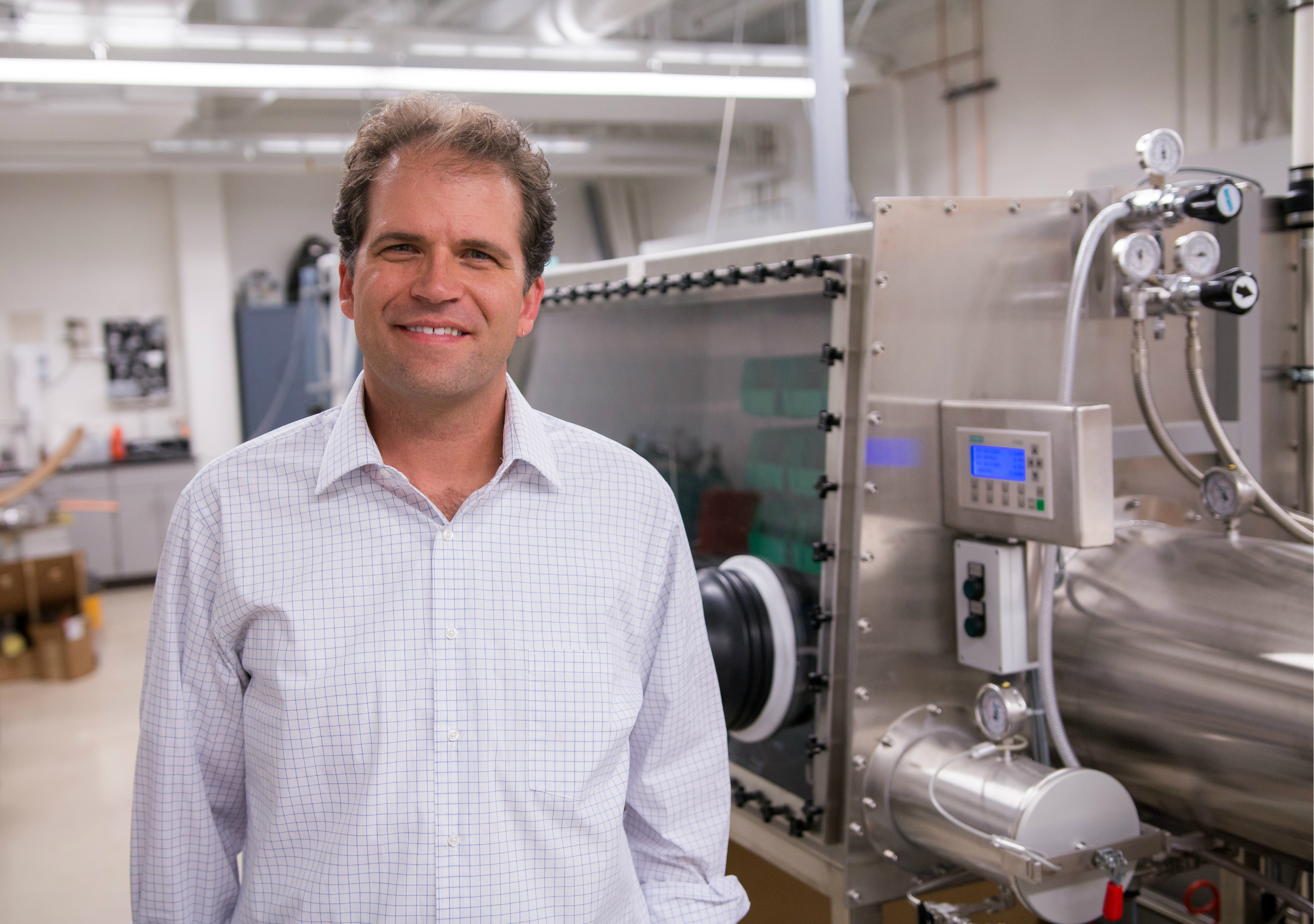 Steven DeCaluwe is assistant professor of mechanical engineering at Colorado School of Mines.