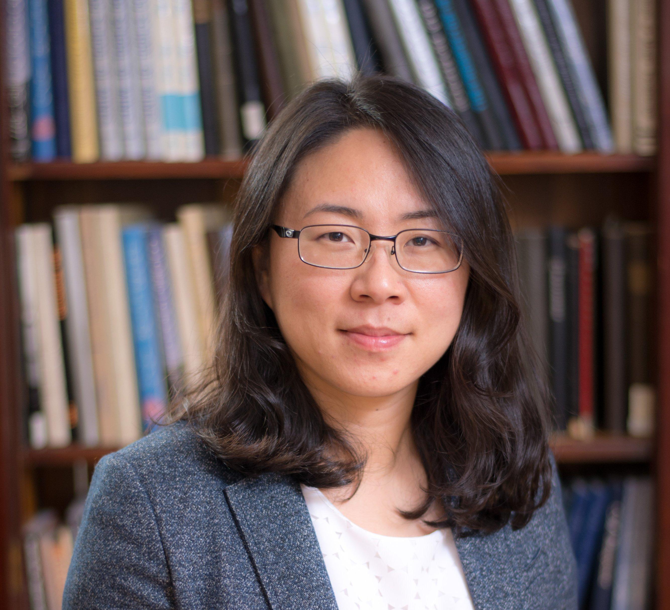 Mines professor Zhenzhen Yu