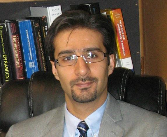Mines Professor Mohsen Asle Zaeem