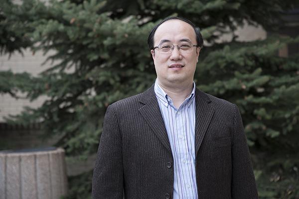 Computer Science Assistant Professor Hua Wang