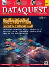 Cover of Dataquest magazine