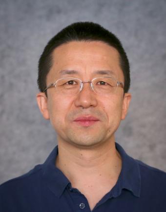 Chuan Yue headshot