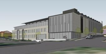 Early Beck Venture Center rendering