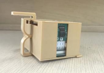 Prototype automated capacity monitor