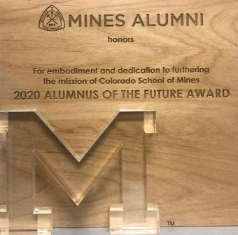 Picture of Alumnus of the Future Award