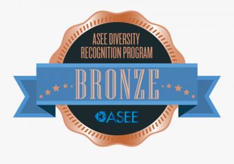 ASEE Diversity Bronze badge