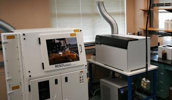 Geochemical lab equipment