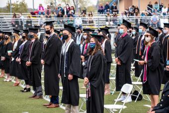 Mines 2020 graduates
