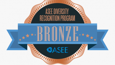 ASEE Diversity Bronze badge