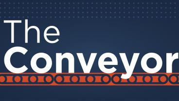 The Conveyor podcast logo