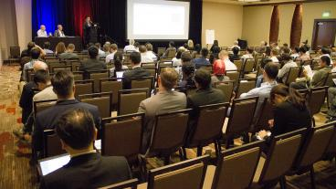 The Mines Center for Hydrate Research hosted the ninth International Conference on Gas Hydrates in Denver.