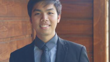 Colorado School of Mines graduate student Duc Nguyen