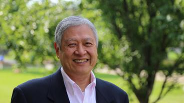Colorado School of Mines Professor Stephen Liu