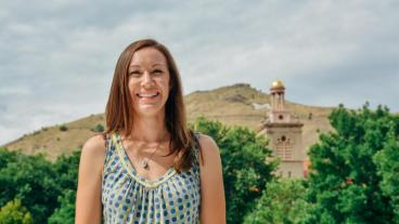 Colorado School of Mines professor Jessica Smith