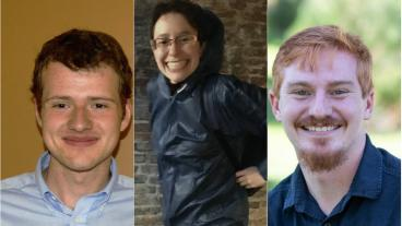 Mines' 3 DOE Graduate Student Research Program awardees