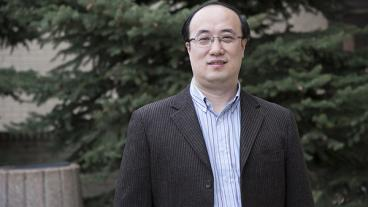 Computer Science Assistant Professor Hua Wang