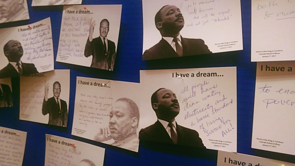 "MLK ""I have a dream..."" post cards"