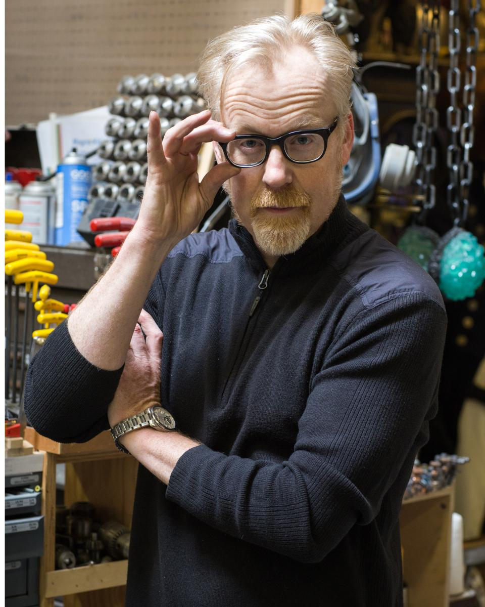 Adam Savage named 2018 Homecoming Distinguished Lecturer