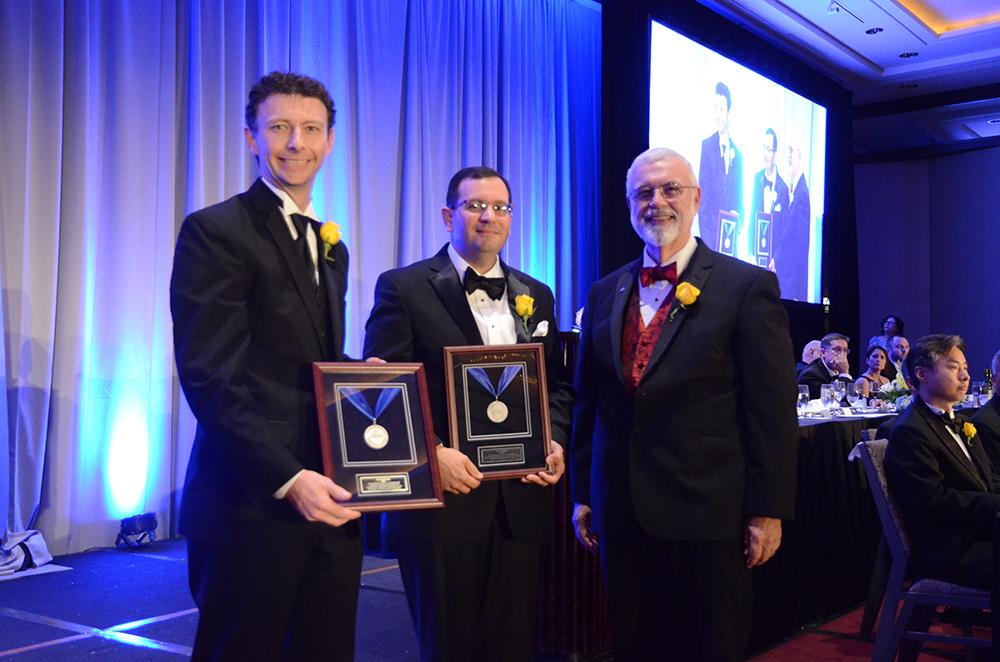 ASM Silver Medal Award