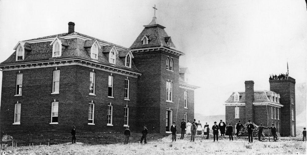 Building History Colorado School Of Mines Newsroom